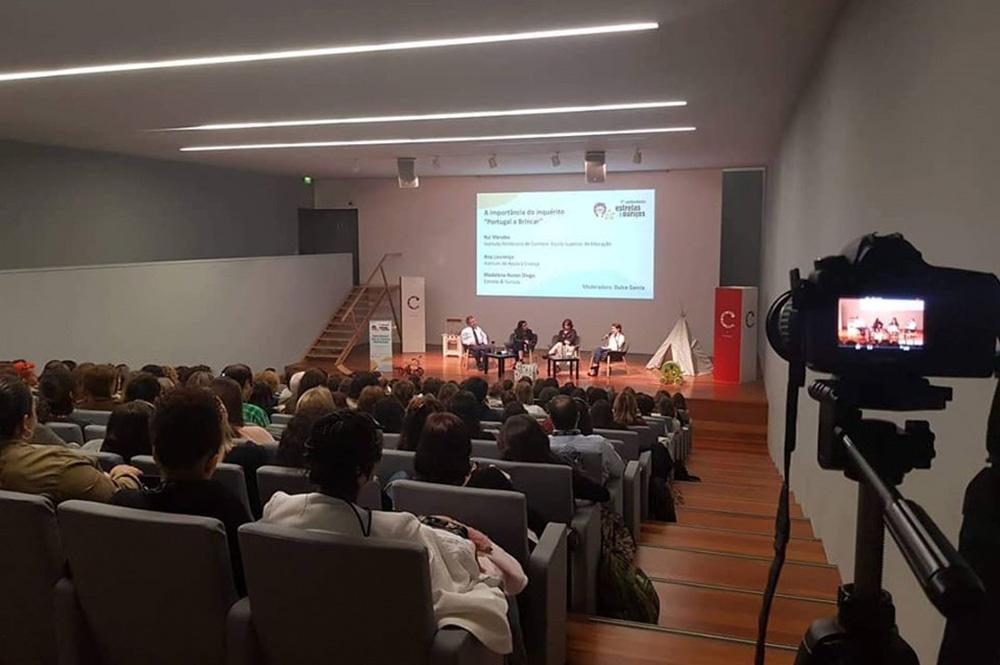 atividade-ludica-Conferencia Como brincam as criancas em Portugal