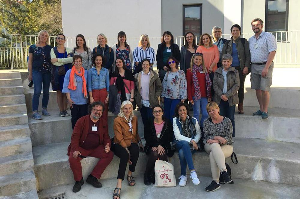 atividade-ludica-Reuniao Grupo Europeu de Ludotecas em Portugal