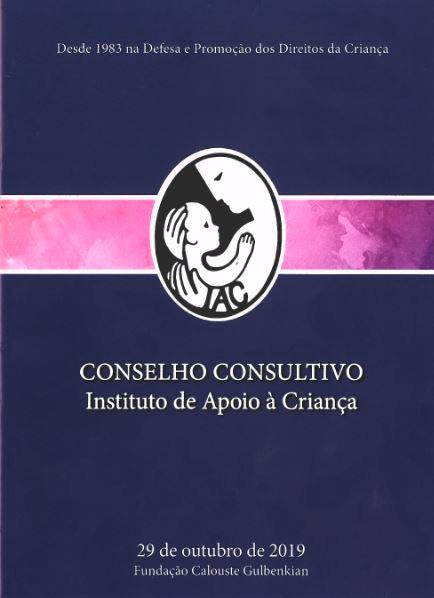 Conselho Consultivo Instituto de Apoio à Criança