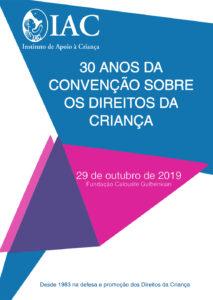 30 Anos da Convenção Sobre os Direitos da Criança