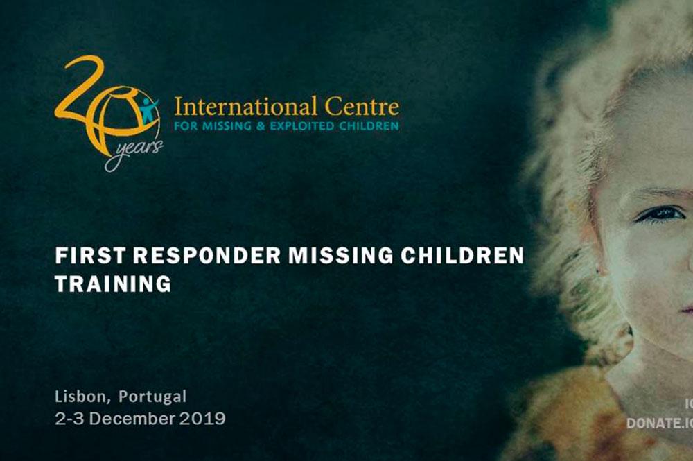 ICMEC First Responder Missing Children Training