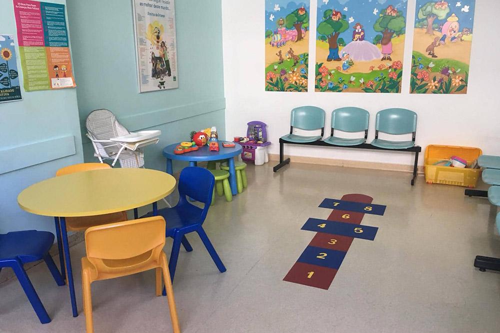 Humanização do Centro de Saúde de Conde de Oeiras