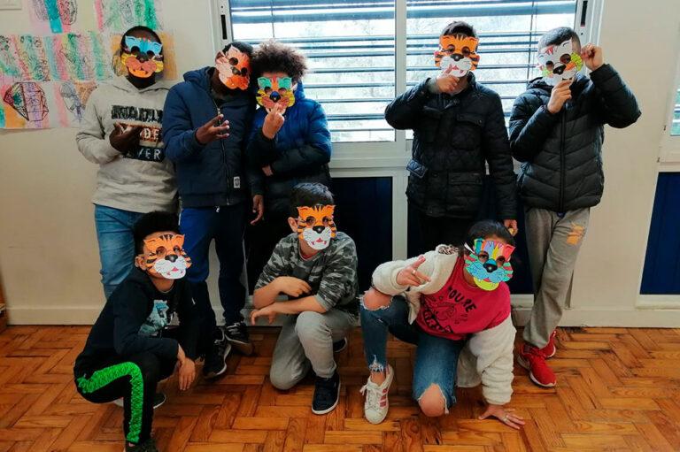 Atividade de Carnaval - EB1 Luíza Neto Jorge