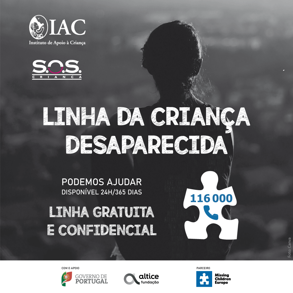 Linha SOS - Criança Desaparecida