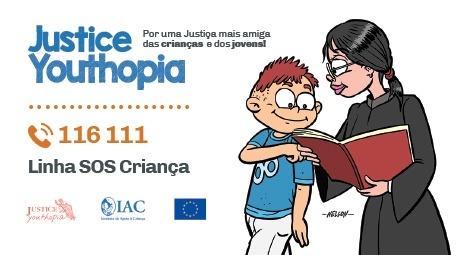 Cartão de Bolso Justice Youthopia